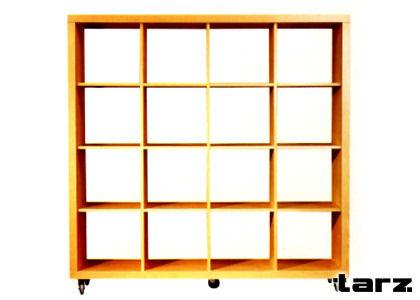 Dama 4×4 Kitaplık